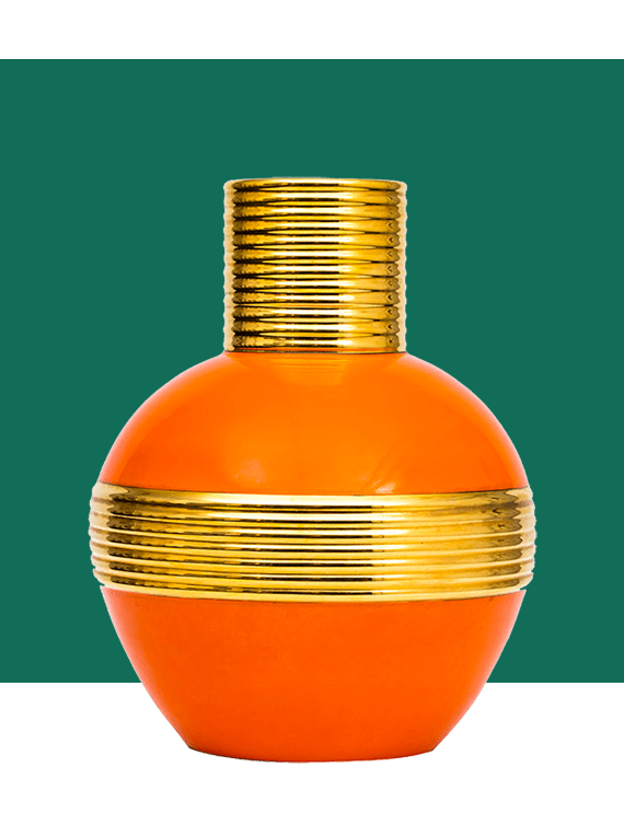 1940's Rometti Umbertide Ceramic Vase